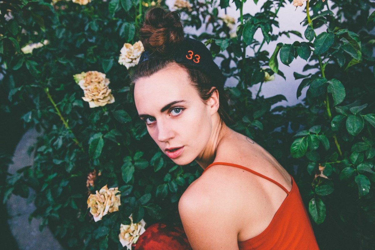 Mø - phot from artists Facebook