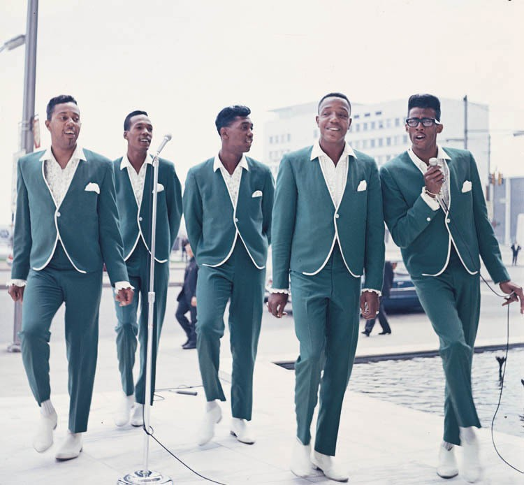 The Temptations - photo from artists Facebook