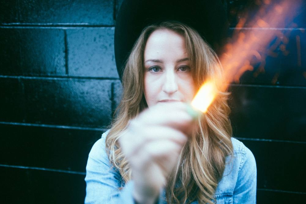 Margo Price: by Angelina Castillo for Third Man Records
