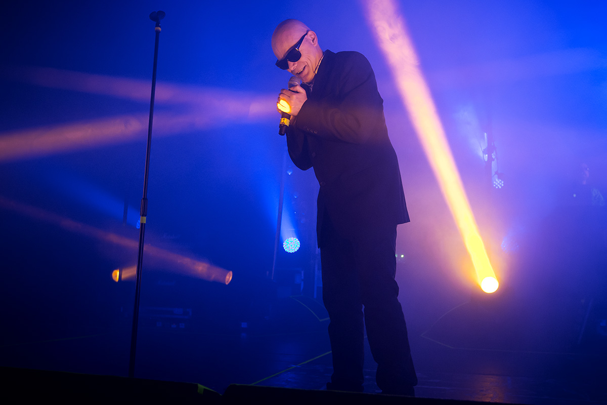 The Sisters of Mercy, Membranes: Olympia, Liverpool