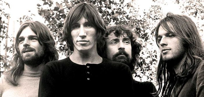 Pink Floyd in the early 70s