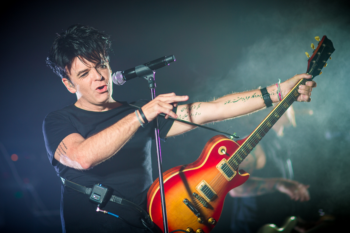 Gary Numan at the Olympia, Liverpool
