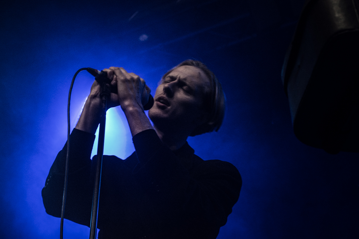 Eagulls at Arts Club, Liverpool (credit: Vicky Pea)