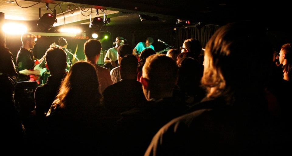Sebright Arms, London - pic from venues Facebook