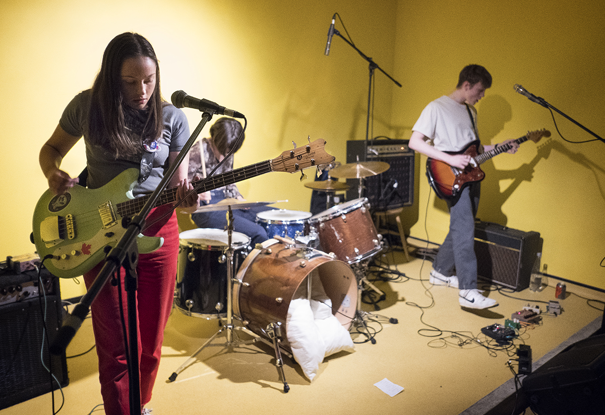 The Orielles (photo credit: Warren Millar)