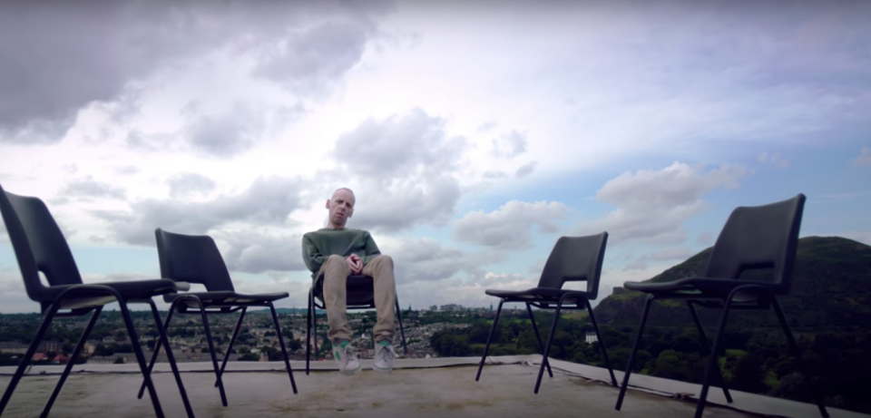T2 Trainspotting - Spud Murphy once again on the precipice of life