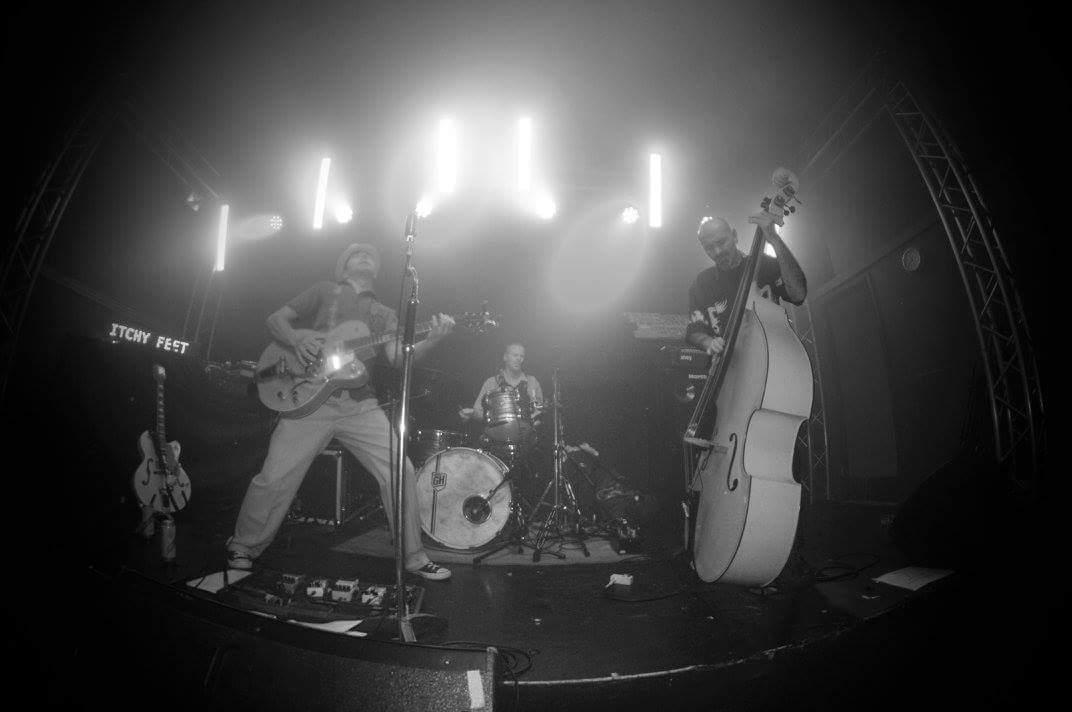 The Swingin Bricks - Good Rockin' tonight