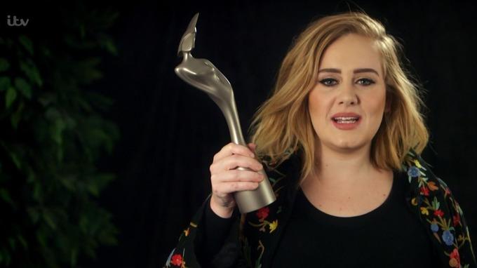 Adele wins again