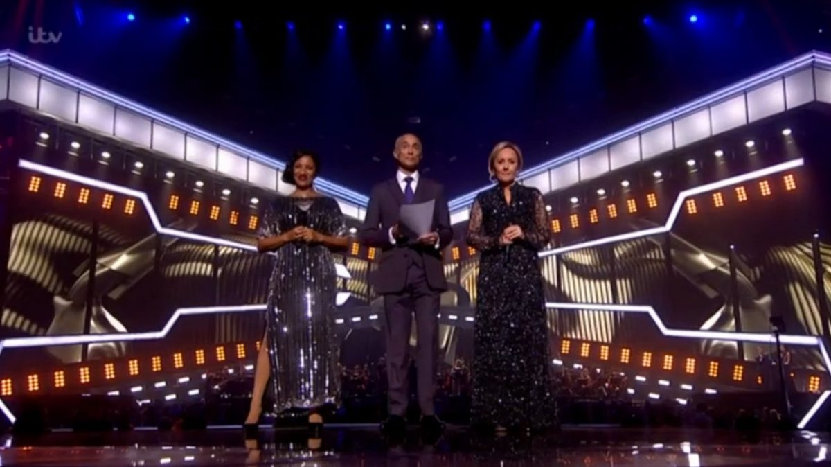 George Michael Tribute at the Brit Awards