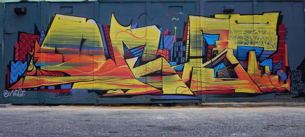 NEiST mural, London (image courtesy of niestartist.com)