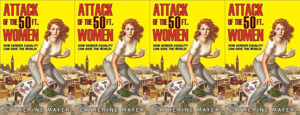 Cover art for Attack of the 50 Ft Women (image from event Facebook page)