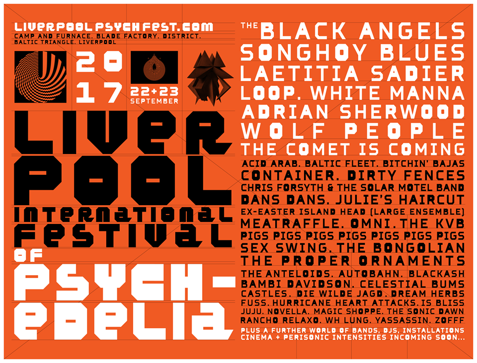 2017 PZYK Line Up