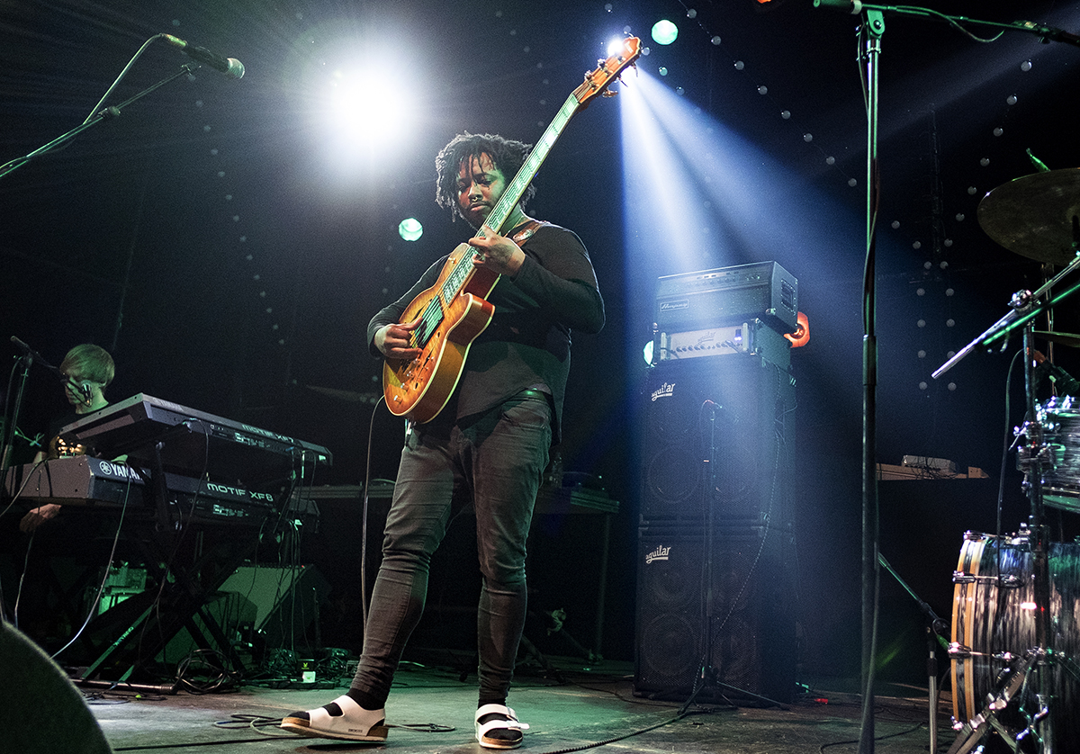 Thundercat (photo credit: Warren Millar)