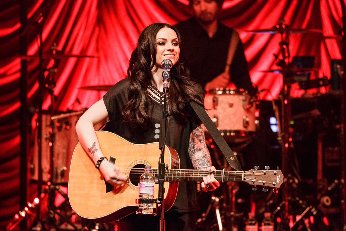 Amy Macdonald live @ Liverpool Philharmonic Hall