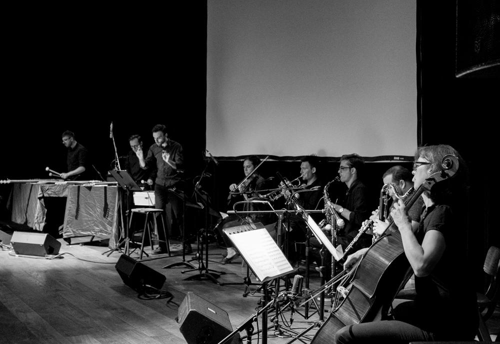 Immix Ensemble (credit: Mark McNulty)