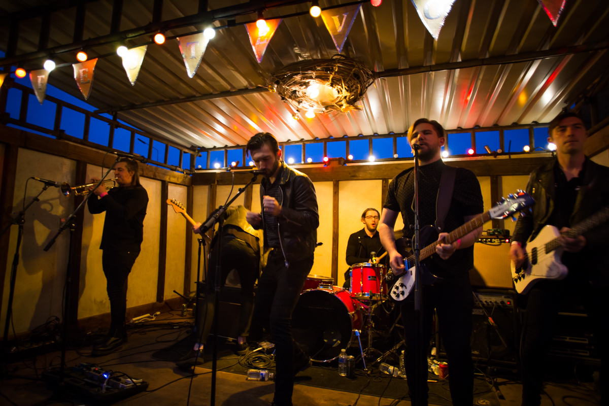 Red Rum Club due to play in aid of homelessness