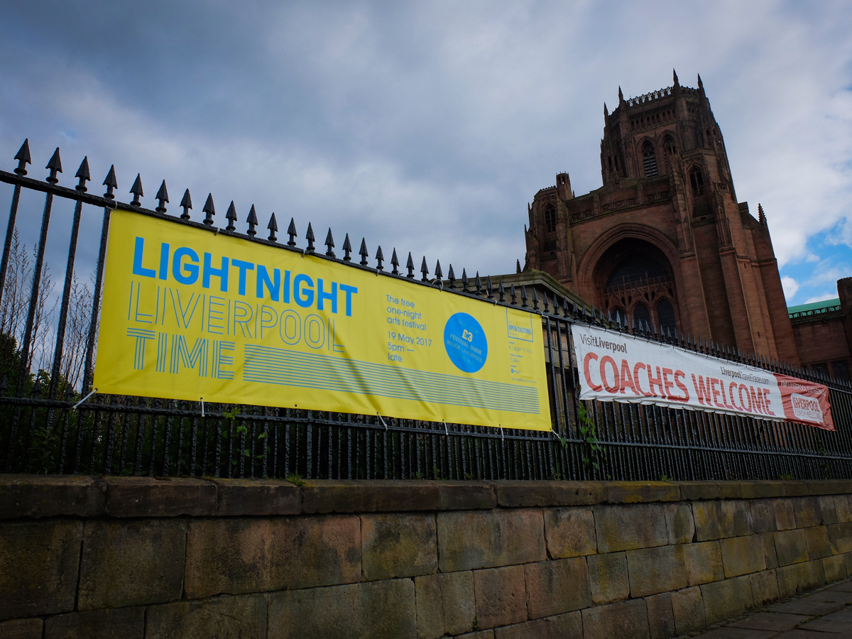 Lightnight Liverpool 2018 A Night Of Transformation