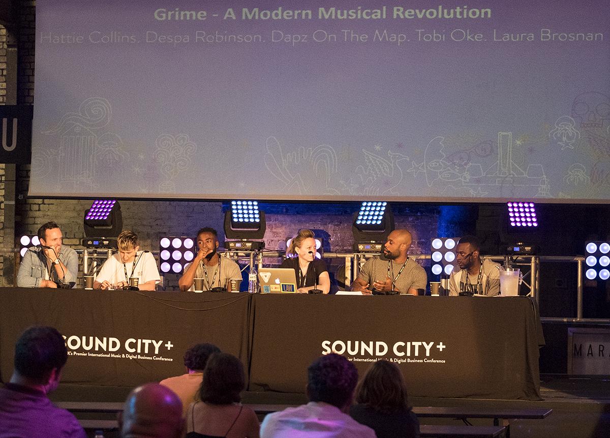 Grime: A Modern Musical Revolution