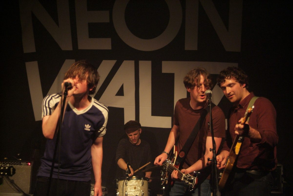 Neon Waltz