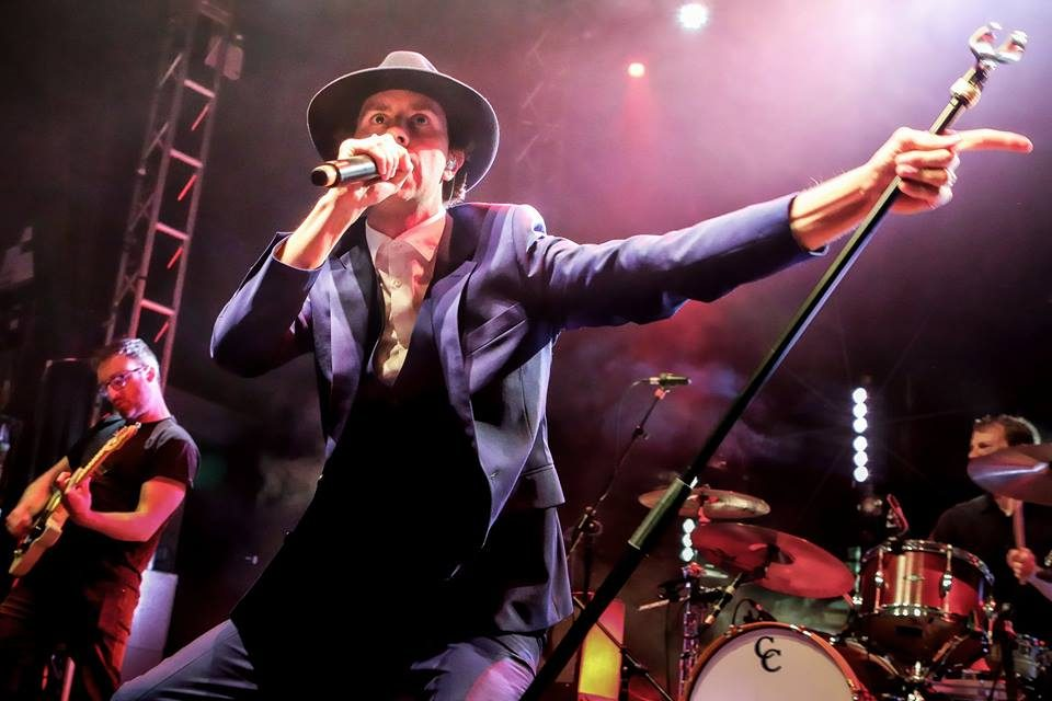 Maximo Park (Credit:Artists Facebook page/Ed Fielding)
