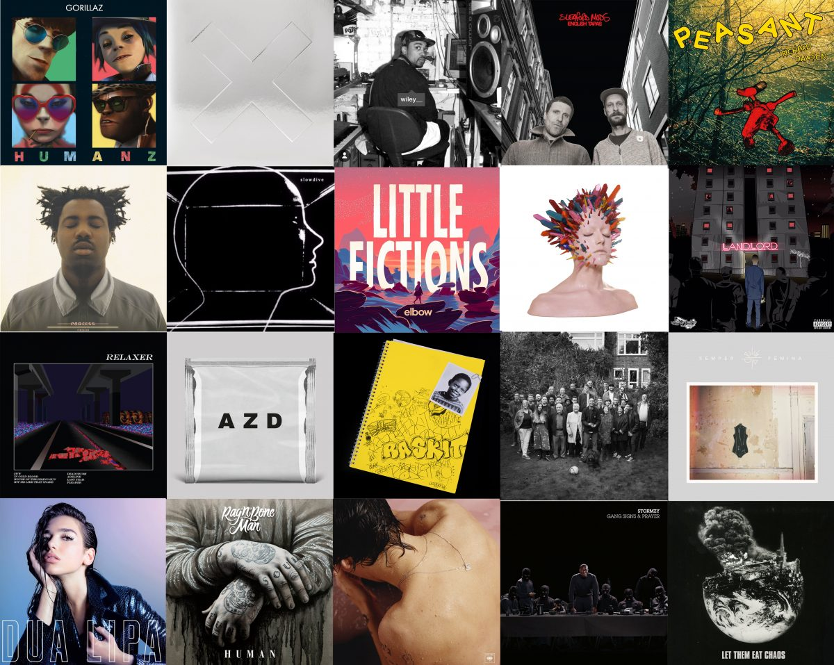 Who's going to be included in this year's Mercury Prize shortlist?