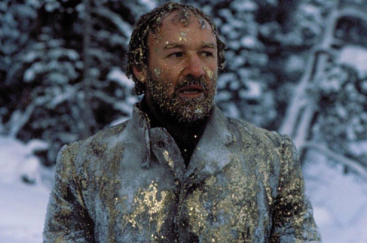 Gene Hackman in Nic Roeg's Eureka (Photo Credit: Eureka! Entertainment Facebook page)