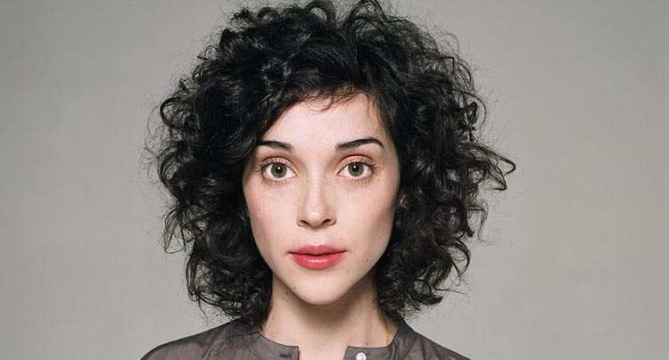St>Vincent takes to the director's chair