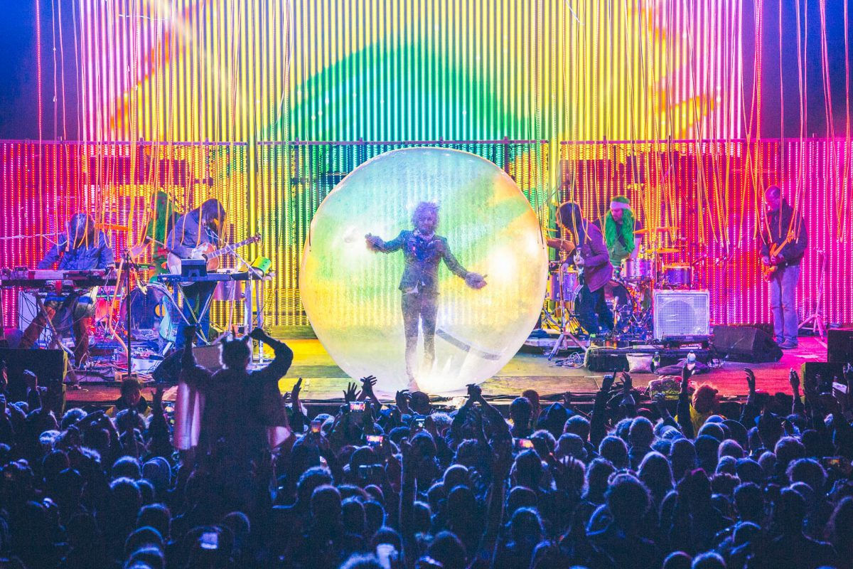 Flaming Lips at Festival No.6