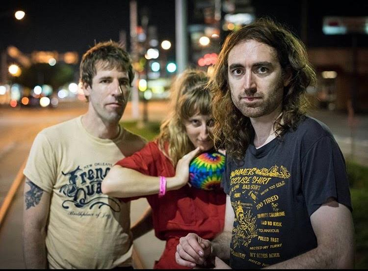 A Place to Bury Strangers (taken from artists Facebook page)
