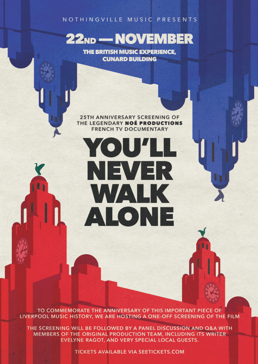 You'll Never Walk Alone poster