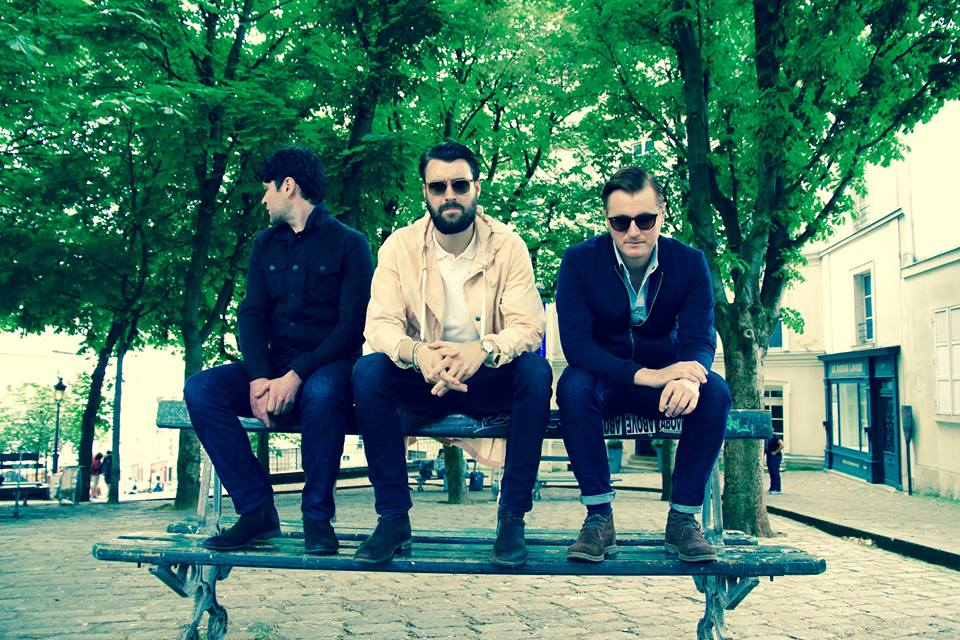 Courteeners (credit - band's facebook)