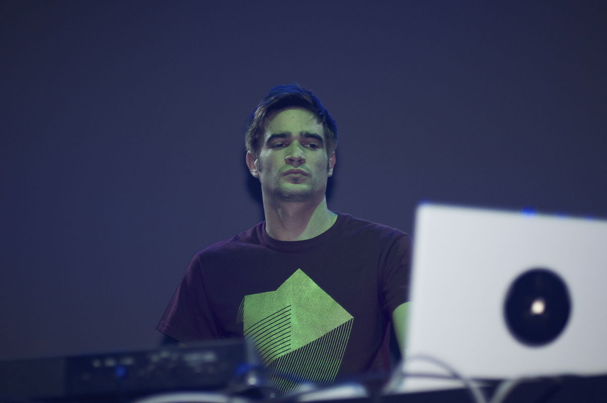 Jon Hopkins, Photo Credit: Aleksandr Zykov