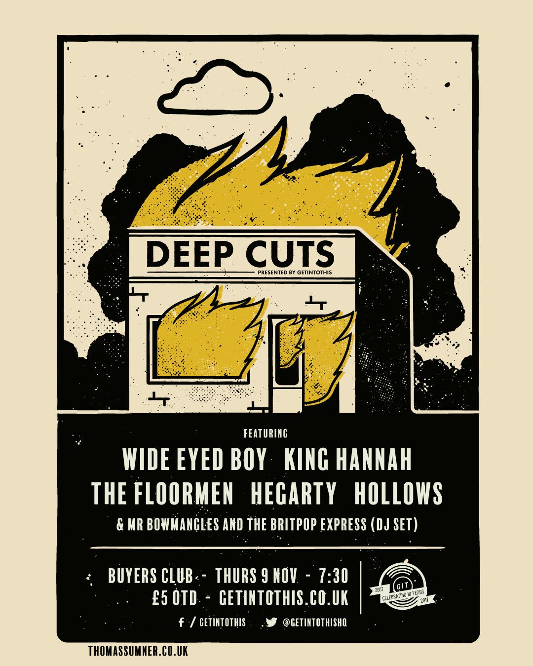 Deep Cuts November 2017