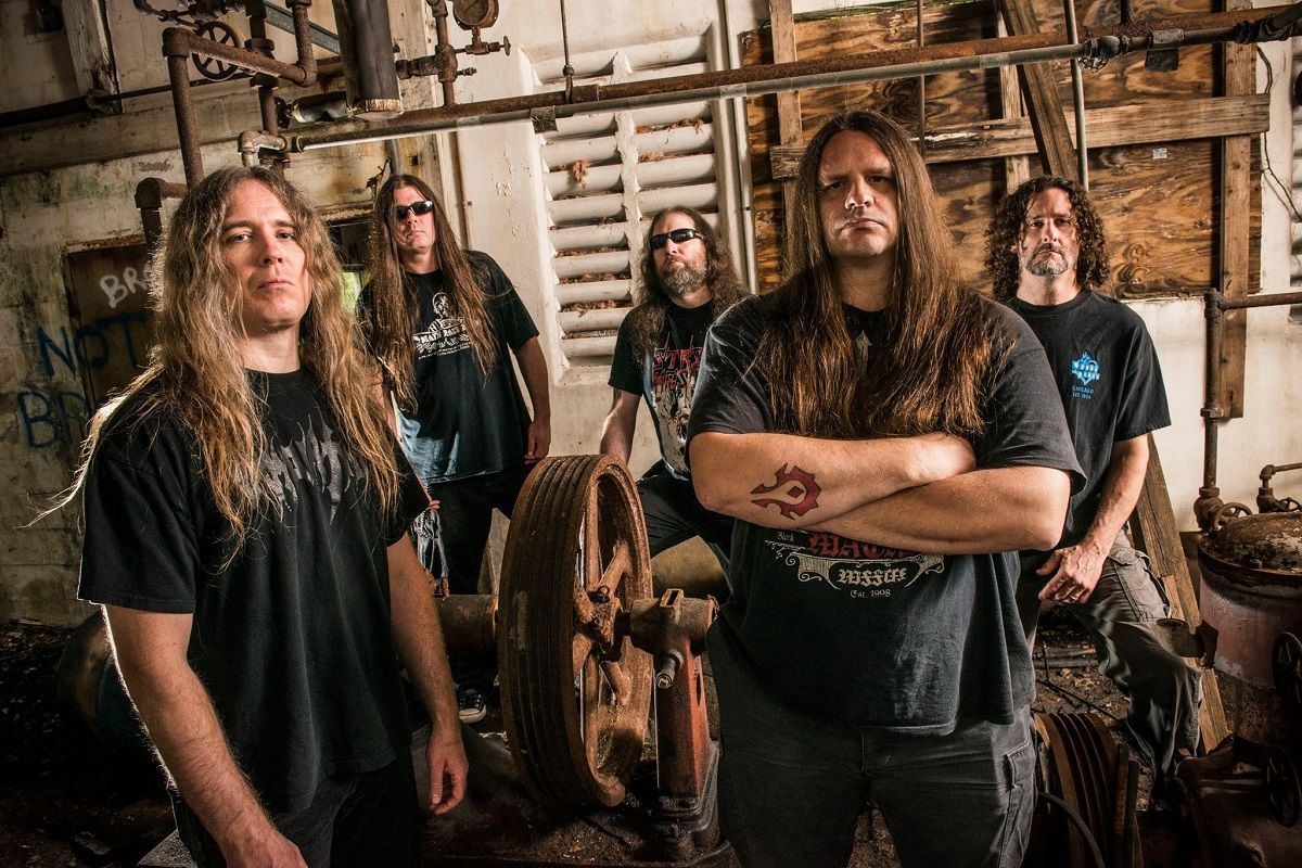 Cannibal Corpse (Credit:Artists Facebook page)