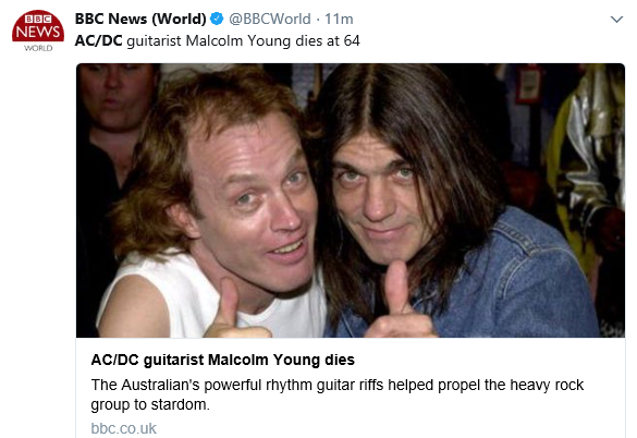 ACDC Twitter