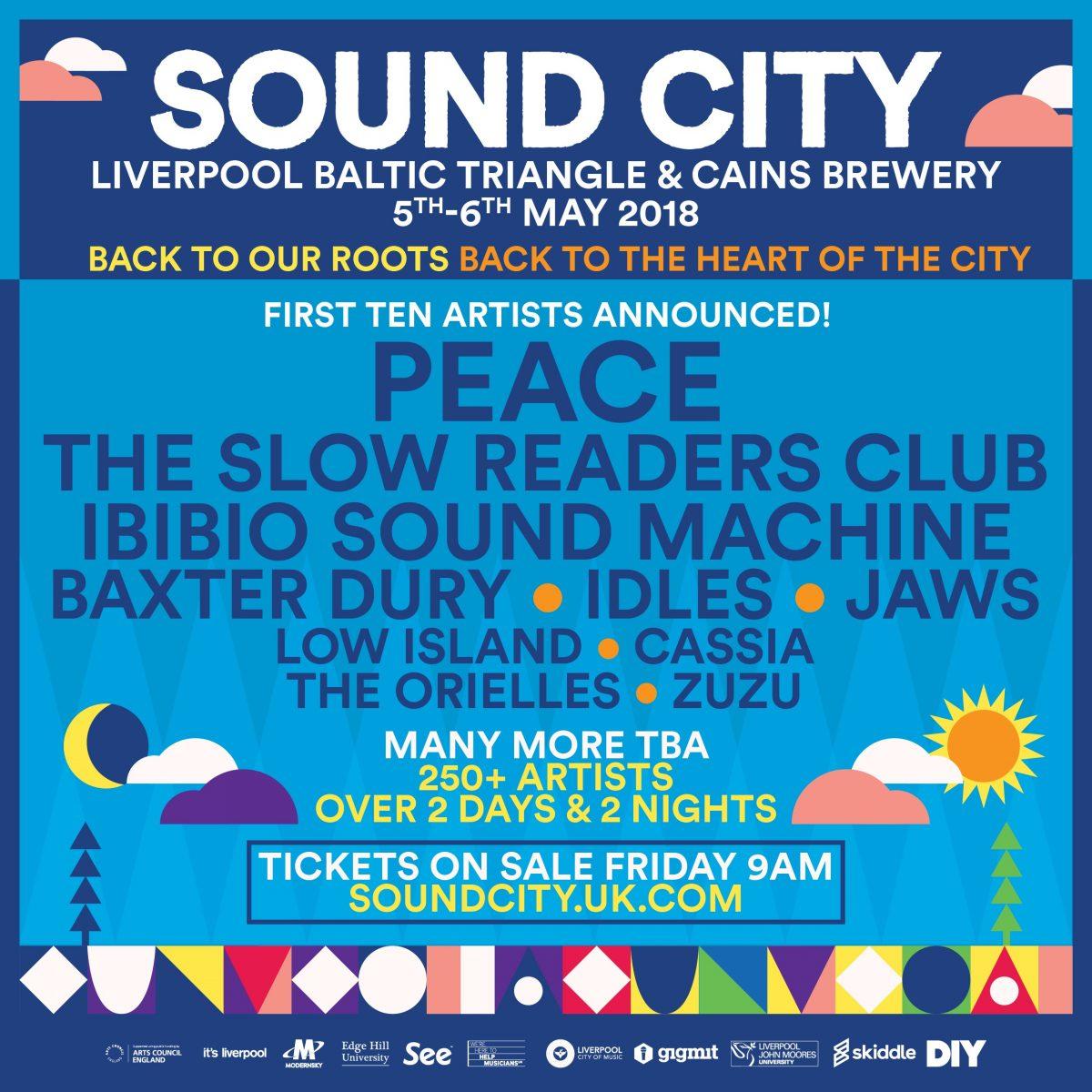Sound City 2018