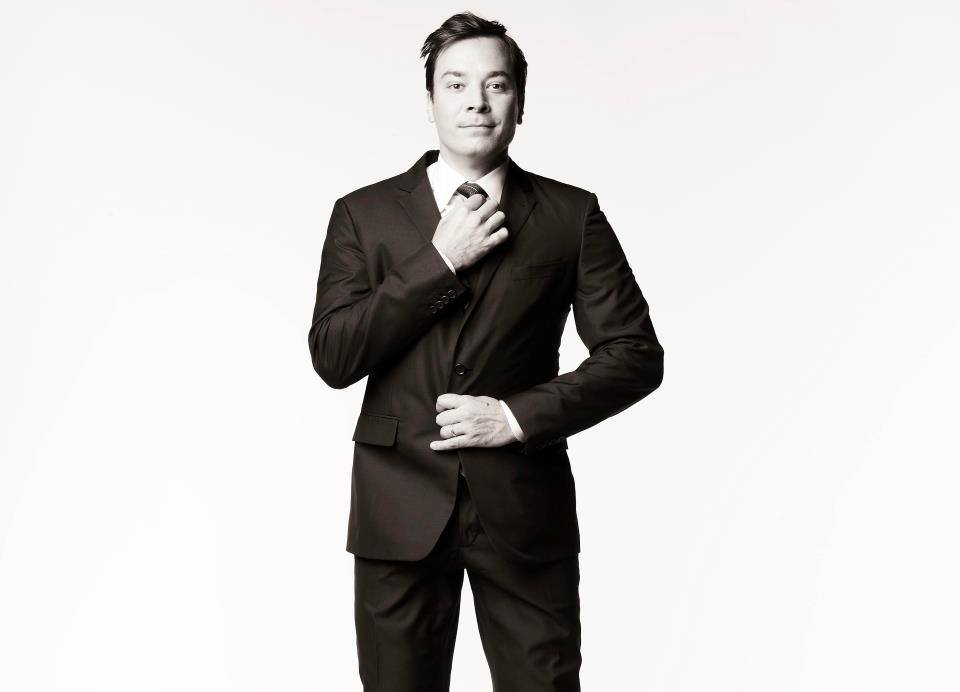 Jimmy Fallon (taken from artists's Facebook page)