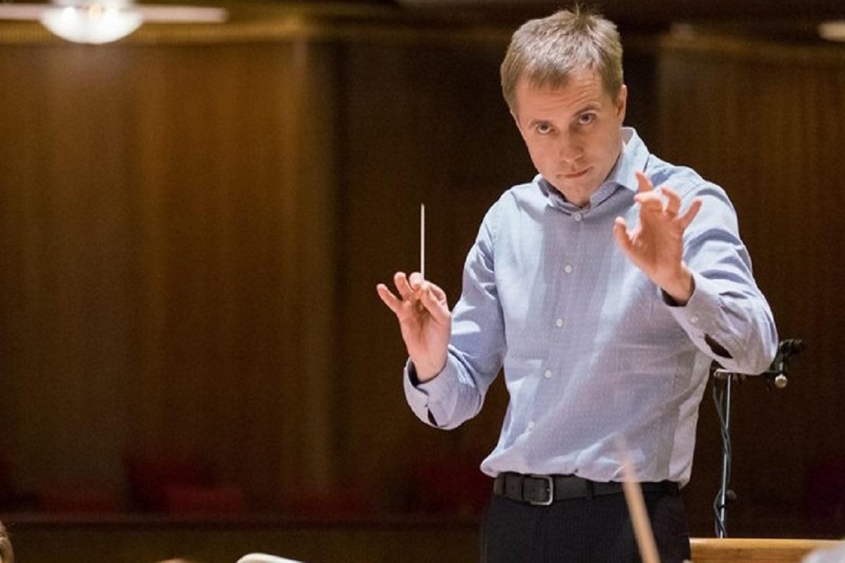 Vasily Petrenko (Credit: Liverpool Philharmonic Facebook page)