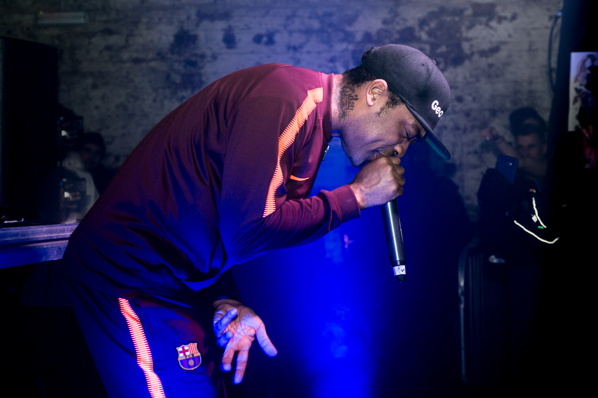 Wiley at Liverpool's 24 Kitchen Street