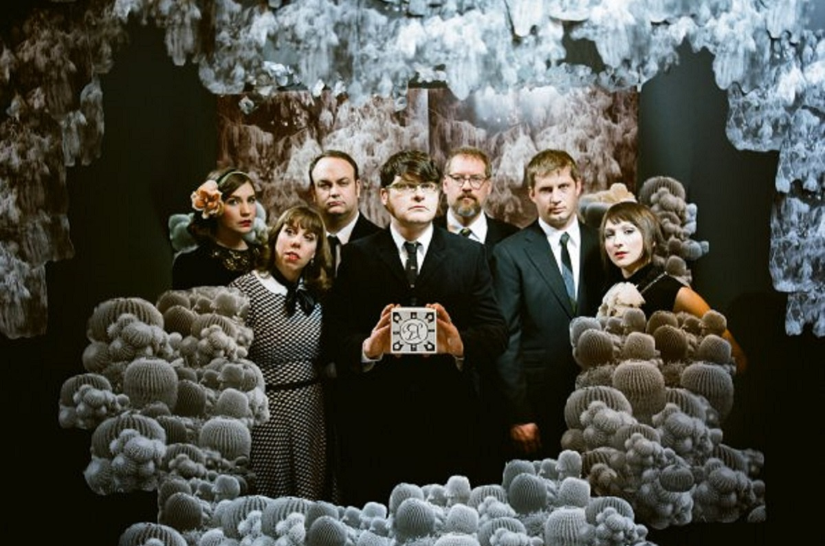 The Decemberists. Photo from artist's Facebook page