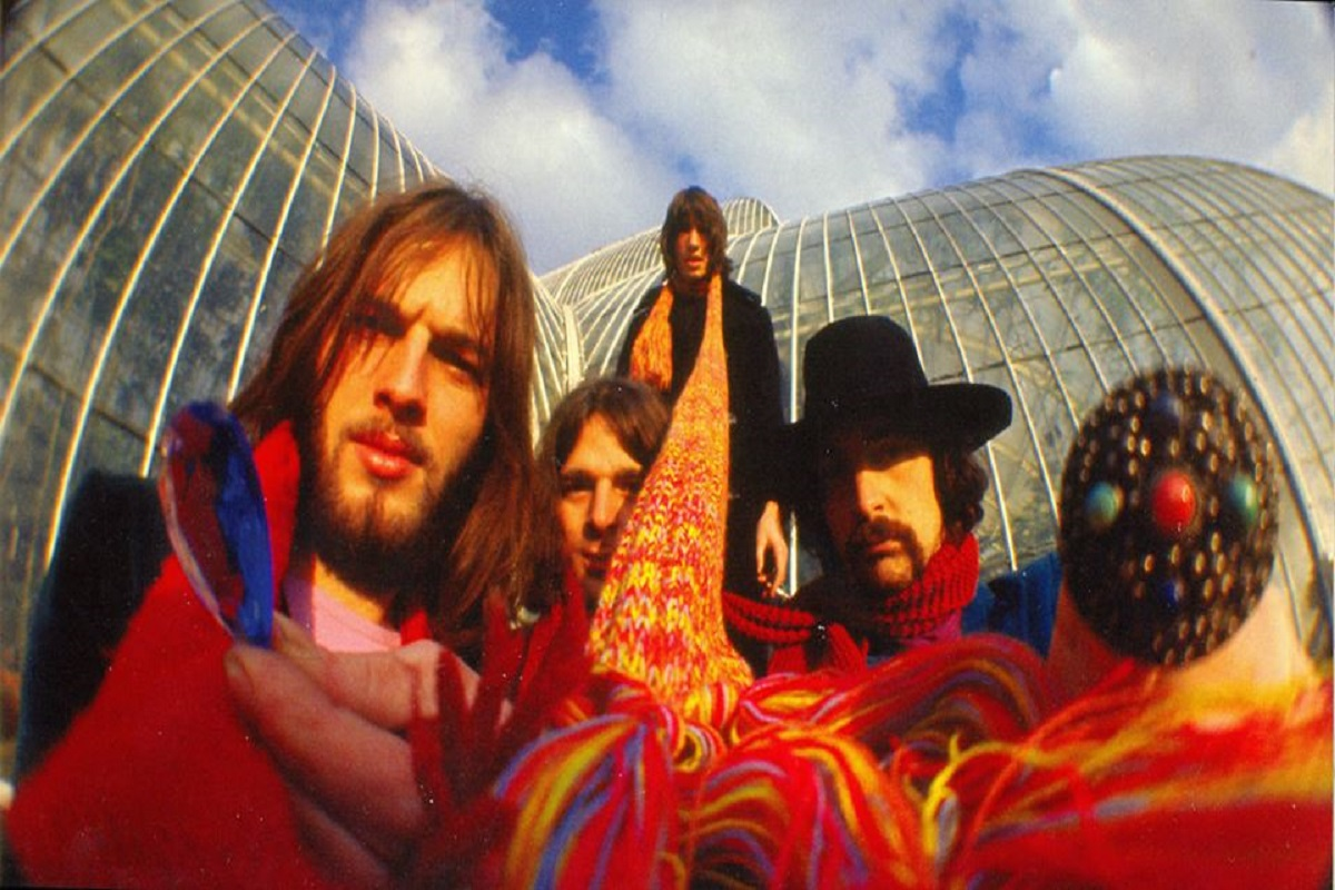 Pink Floyd (Credit:Artists Facebook page)