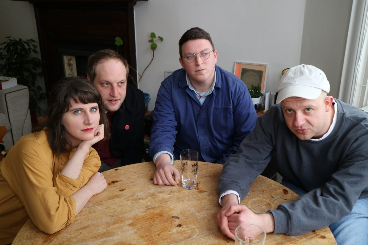 Vital Idles Press Pic WEB