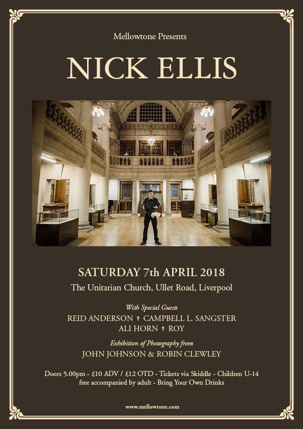 Nick Ellis_Unitarian Church