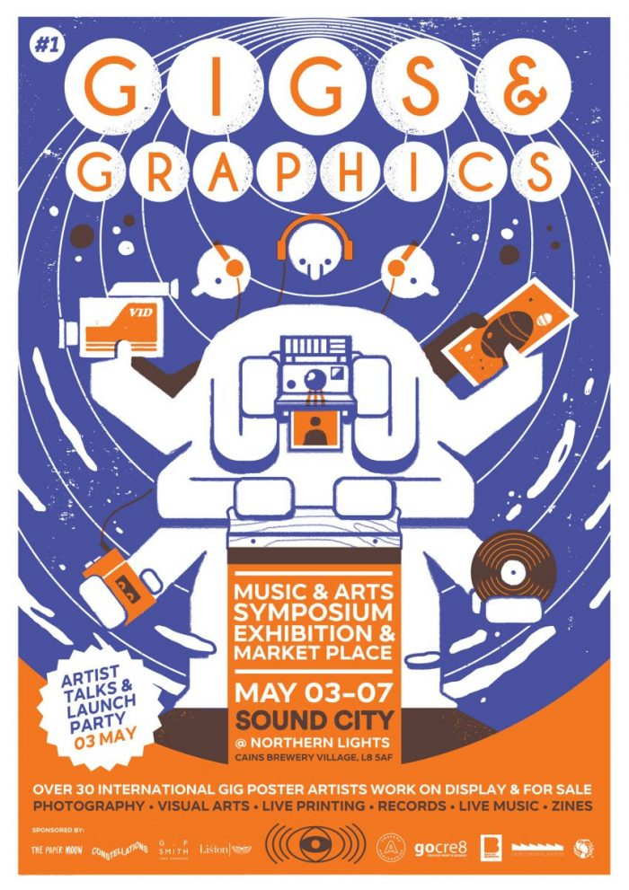 Gigs & Graphics Poster