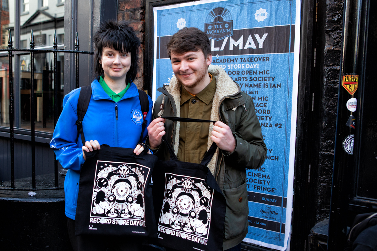 Record Store Day 2018 in Liverpool – reaction and pictures