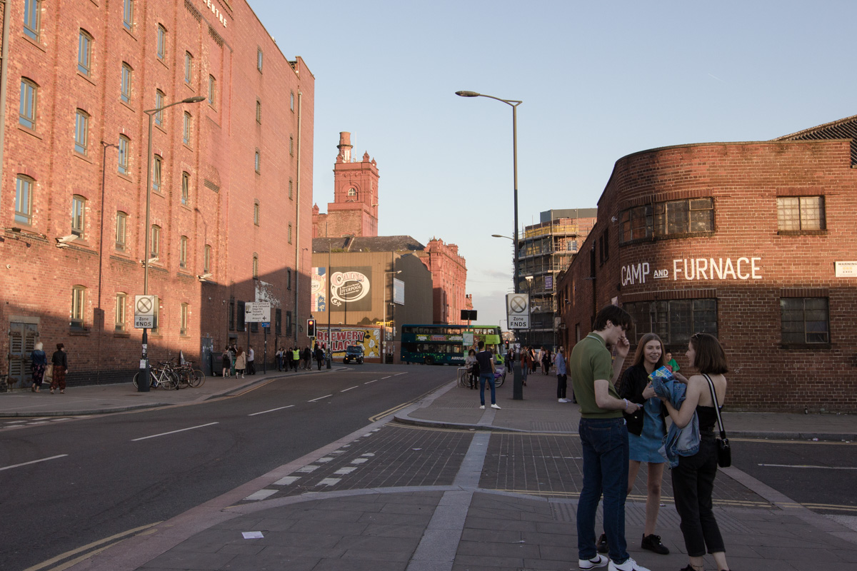 Baltic Triangle St James' railway station boost – Liverpool businesses on its potential impact to the area
