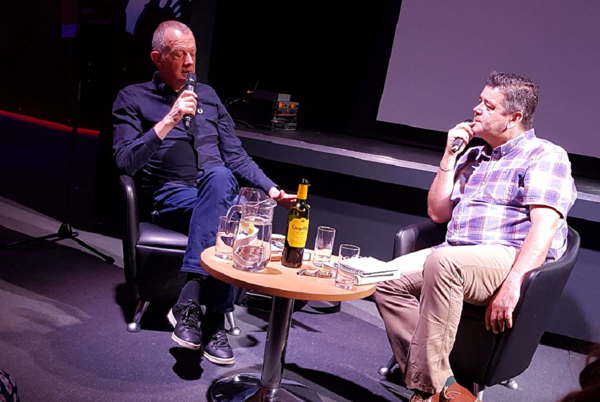 Dave Haslam in Conversation