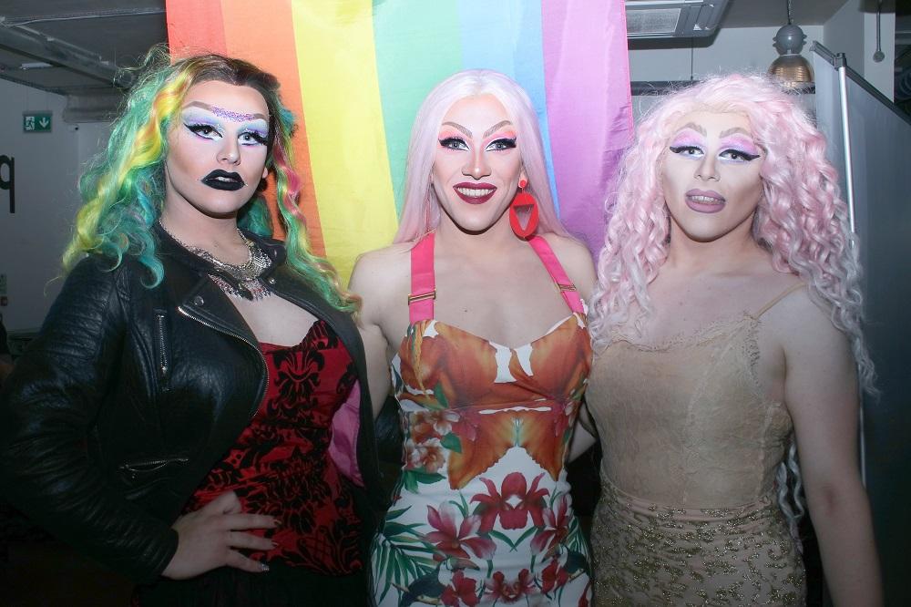 Liverpool Pride Launch 2018 (Credit David Munn Photography)
