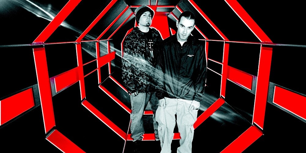 DJ Shadow and Mo'Wax founder James Lavelle
