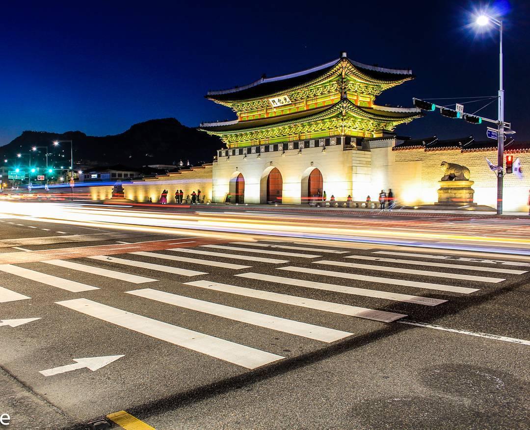 steve roe gyeongbokgung